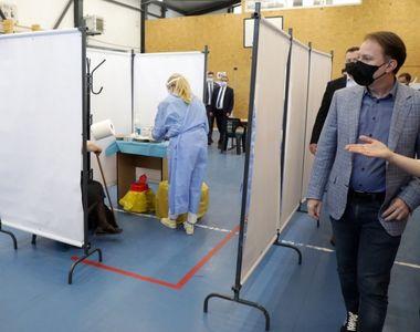 """Premierul Florin Cîțu, avertisment de ultima oră. """"Dacă se oprește vaccinarea,..."""