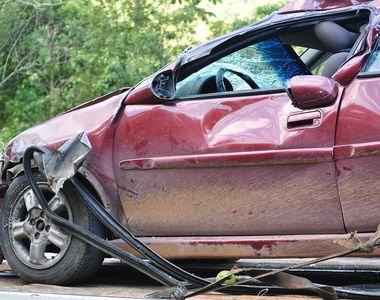 VIDEO - Patru oameni au murit într-un accident cumplit, aproape de Sighișoara