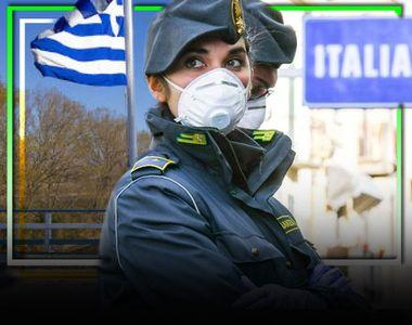 VIDEO - Grecia și Italia își deschid granițele pentru turiști din weekend