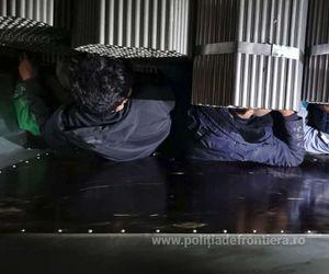 Şase ceţăţeni din Afganistan au încercat să treacă ilegal frontiera