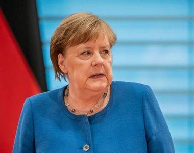 Angela Merkel, decizia de ultimă oră