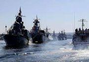 """Ministrul de Externe, despre desfăşurarea de forţe a Rusiei la Marea Neagră: """"O acţiune de intimidare"""""""