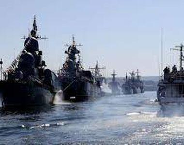 """Ministrul de Externe, despre desfăşurarea de forţe a Rusiei la Marea Neagră: """"O..."""