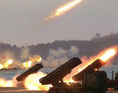 3.000 de rachete au fost lansate din Fâşia Gaza spre Israel, în mai puţin de o săptămână