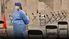 VIDEO - Ținta de vaccinare ar putea să nu fie atinsă. Centrele, goale