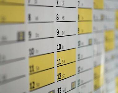 Senatul a respins proiectul de lege care prevede acordarea unei zile libere pentru...