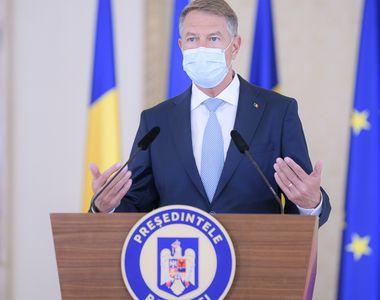 Klaus Iohannis, ședință de urgență la Palatul Cotroceni. Este convocat premierul Cîțu...