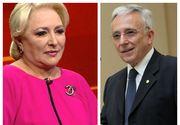 """Viorica Dăncilă, consultant pe strategie al guvernatorului BNR, Mugur Isărescu. Primele reacții: """"Știam că a trecut 1 aprilie"""""""