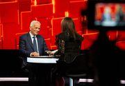 """Theodor Stolojan, în această seară, la """"40 de întrebări cu Denise Rifai"""". Fostul Premier al Romaniei va oferi detalii despre averea sa personala, decizii politice si viata privata"""