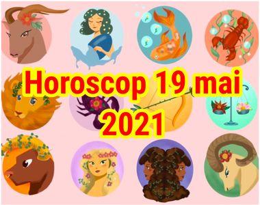 Horoscop 19 mai 2021. O zi în care norocul îi va surâde acestei zodii