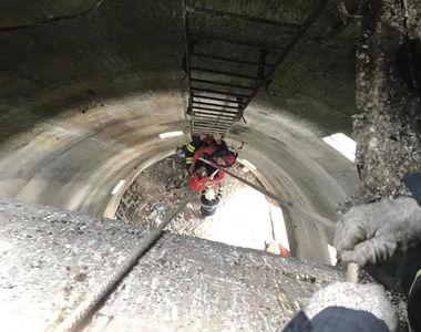 Caz șocant în Ialomița: un copil de 12 ani a căzut într-un castel de apă dezafectat