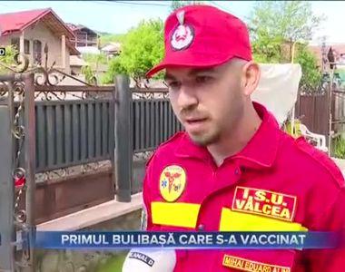 PRIMUL BULIBAȘĂ CARE S-A VACCINAT