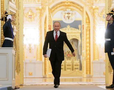 Ce mesaj a transmis Vladimir Putin către România