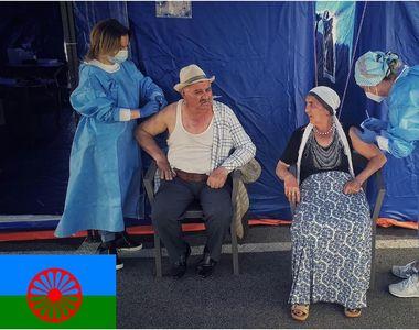Nea Tacu este primul Bulibașă vaccinat împotriva Sars-Cov-2. El îi îndeamnă pe oameni...