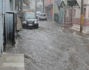 Atenție. Cod galben de inundații pentru ziua de miercuri, 19 mai 2021