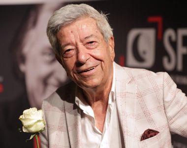 Marele actor Ion Dichiseanu a murit. Era internat la Spitalul Floreasca de mai mult timp