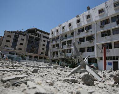 """Bilanț de coșmar după 10 zile de conflict israeliano-palestinian. """"Dacă există un..."""