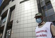Primul Maraton de Vaccinare organizat la un aeroport din România. Este utilizat serul Pfizer