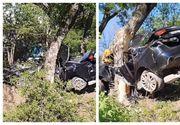 Accident devastator în Medgidia. Doi tineri au decedat pe loc