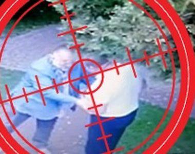 VIDEO  Fost viceprimar - bătut crunt de către un boxer. Totul a fost filmat