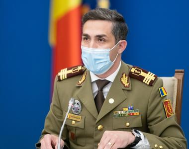 """Medicul Valeriu Gheorghiță: """"Imunitatea de grup în România este începând de la 30% până..."""