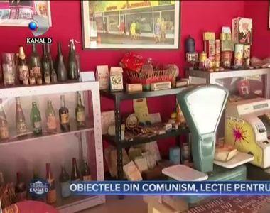 VIDEO - Perioada comunistă, reînviată într-o expoziție spre aducere aminte