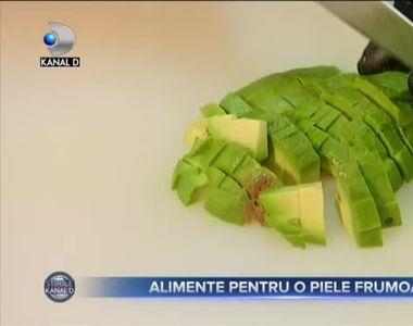 VIDEO - Pielea frumoasă cu alimente sănătoase se întreține, spun specialiștii