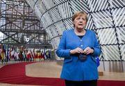 Angela Merkel: Nu avem informații că Rusia a avut vreo legătură cu incidentul din Belarus