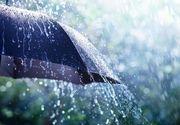 Meteorologii de la ANM au prelungit Codul Galben de ploi și vijelii. Cum va fi vremea în Capitală