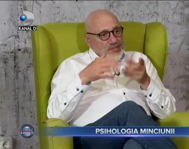 VIDEO - Psihologul Cristian Andrei ne ajută să facem un exercițiu de sinceritate