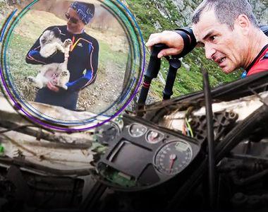 VIDEO - Salvamontist din Argeș, ucis pe banda de urgență de un camion