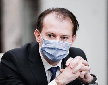 """Premierul Florin Cîțu, detalii despre ce i-a lipsit pe durata pandemiei: """"Să stai la o..."""