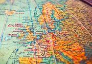 Lista ţărilor considerate cu risc epidemiologic a fost actualizată – Marea Britanie, pe lista galbenă din cauza noii tulpini