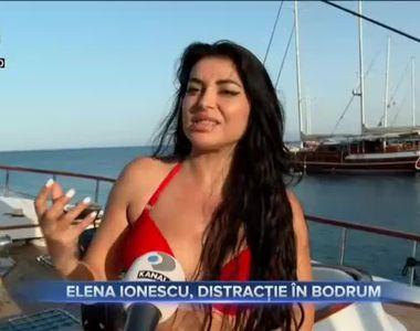 VIDEO - Vedetele se distrează în Bodrum, o stațiune de lux de pe litoralul turcesc
