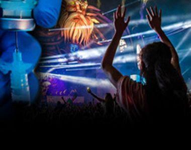 VIDEO - Luna august - liber la festivaluri. Prima ediție UNTOLD din pandemie