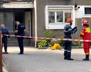 Descoperire șocantă după explozia din Bihor: un cadavru în descompunere, fără legătură...