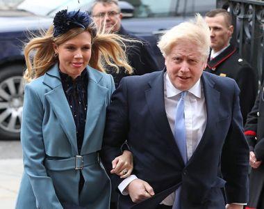 Premierul britanic Boris Johnson s-a căsătorit în secret