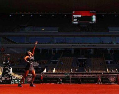 Roland Garros: O jucătoare de tenis a fost amendată cu5.000 de dolari. Ce a făcut...