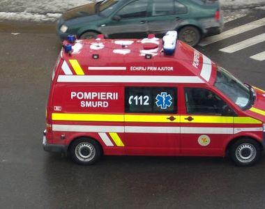 Tragedie la Alba Iulia. O fată de 15 ani s-a aruncat de la etaj