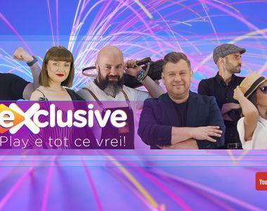 Marea Premieră! La ora 17:00 va avea loc lansarea secțiunii theXclusive pe YouTube...