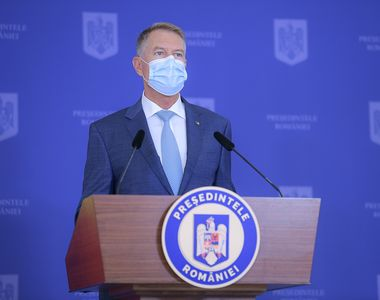 Președintele Iohannis, discuție cu Mircea Geoană în legătură cu Summitul NATO