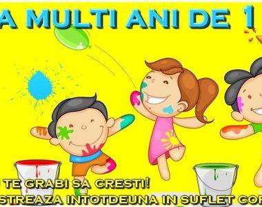 Mesaje si Felicitari de 1 Iunie, Ziua Copilului 2021. Idei de urari pentru copii si cei...