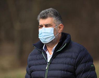 """Marcel Ciolacu: """"Eu pe Iohannis nu-l iert şi nu stau de vorbă cu el. Până nu iese..."""