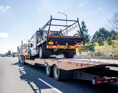 Organizarea transporturilor de marfă rutiere în condiții speciale. Recomandări ale...