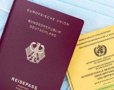Ce beneficii are pașaportul european de vaccinare. Începând din iulie, posesorii pot...