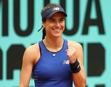 Sorana Cîrstea, calificare senzațională în turul trei la Roland Garros
