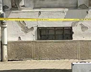 Alertă cu bombă la Palatul Copiilor din Arad. Autoritățile au blocat întreaga zonă
