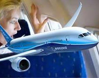 VIDEO  Zgomotul bizar a provocat panică-n avion