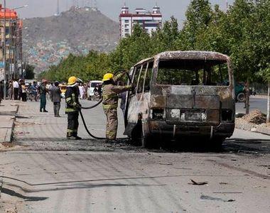 Un nou atentat cu bombă în Afganistan: 11 morţi