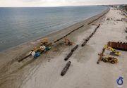 Când se termină lucrările de reabilitare a litoralului românesc. Proiectul valorează 800 milioane de euro